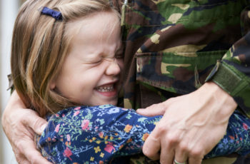 Adopting is different for everyone, and it all depends on your unique situation. If you're in the military, here's how you go about adopting.